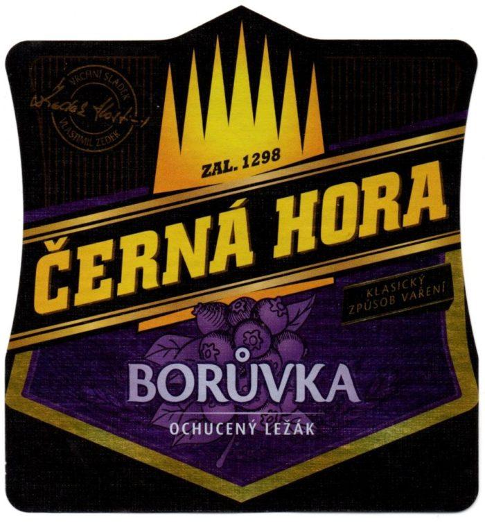 Cerna Hora Boruvka